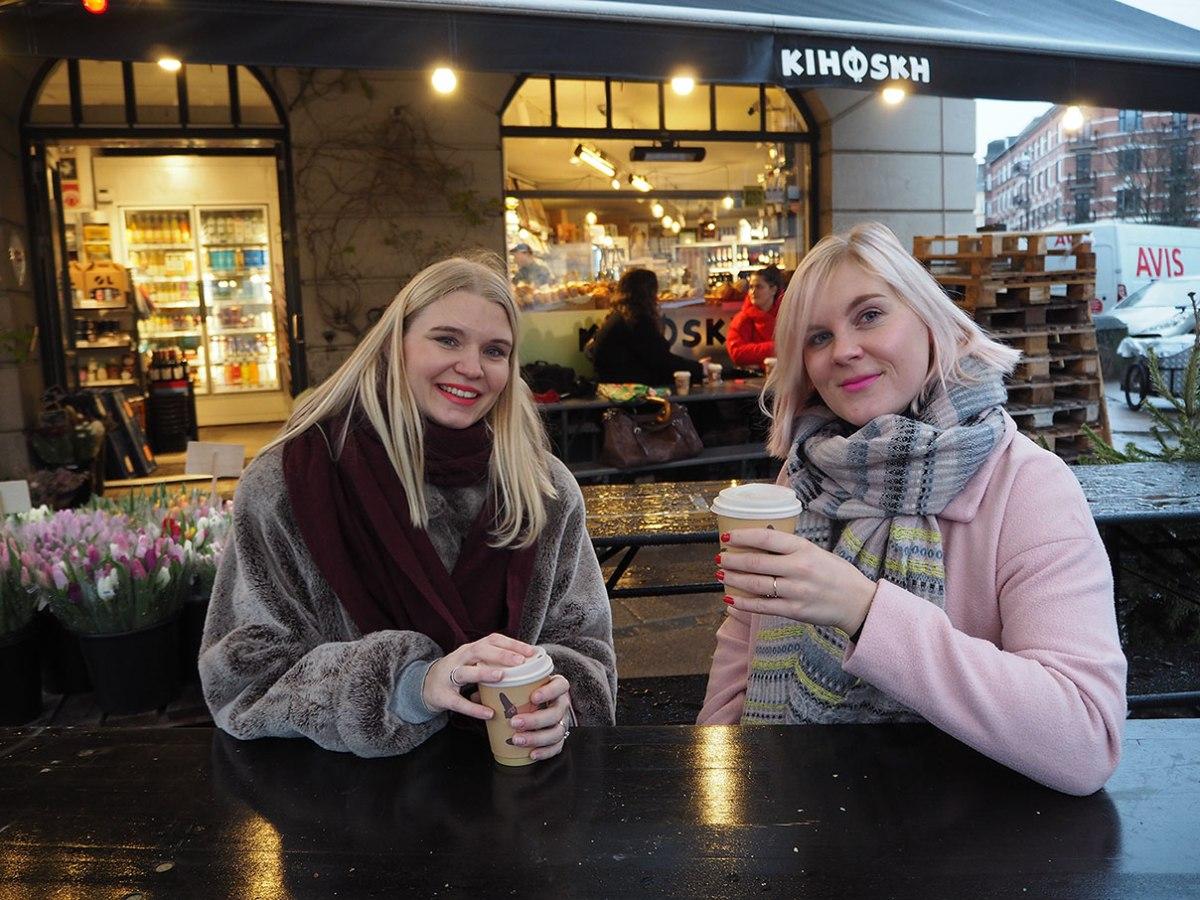 Four memorable coffee experiences(uk)